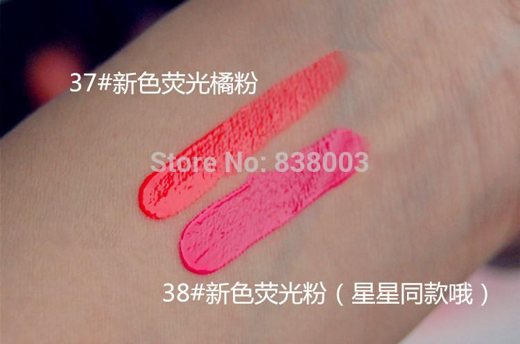 5pcs waterproof liquid makeup lip stick Lip Pencil Matte Lipstick Lip Gloss Pen colour 37# and 38# (2).jpg