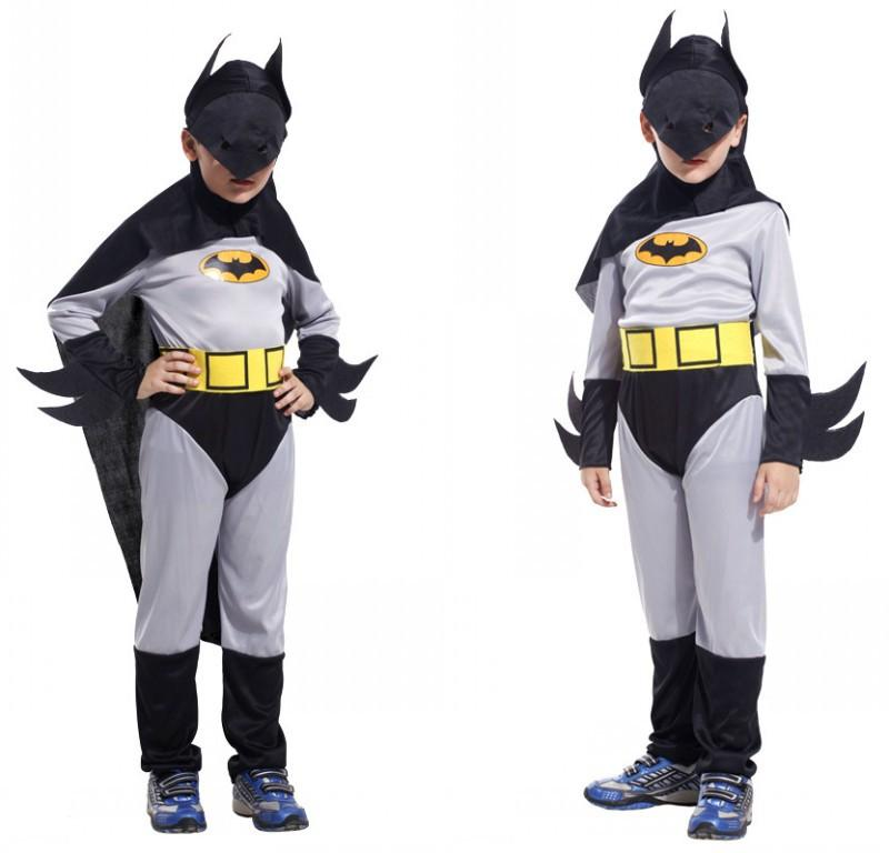 Halloween Costumes Kids Cosplay Costume Batman Costume for Kid Superman movie Superhero Cosplay Clothing show clothes  sc 1 st  DHgate.com & 2018 Halloween Costumes Kids Cosplay Costume Batman Costume For Kid ...