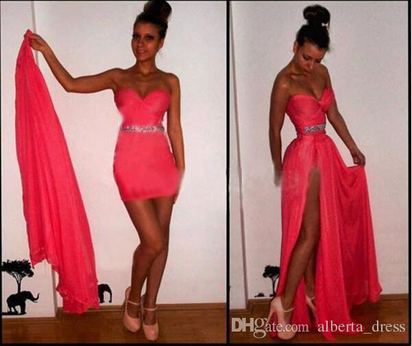 Горячая сексуальная короткоменная вечеринка Милая мода кружевной коктейльные платья съемное скромное платье выпускного вечеринка платья вечерние платья дешевые платья для вечеринок