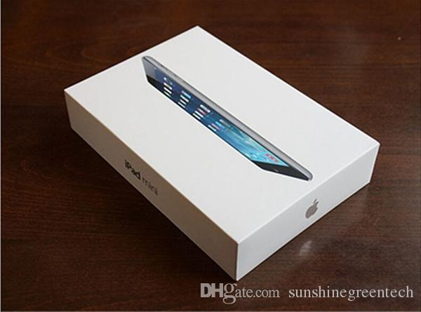 iPad mini 2 Refurbished like new Original Apple iPad mini2 Wifi 16G 32G 64G 7.9 inch Retina Display IOS A7 Tablet DHL