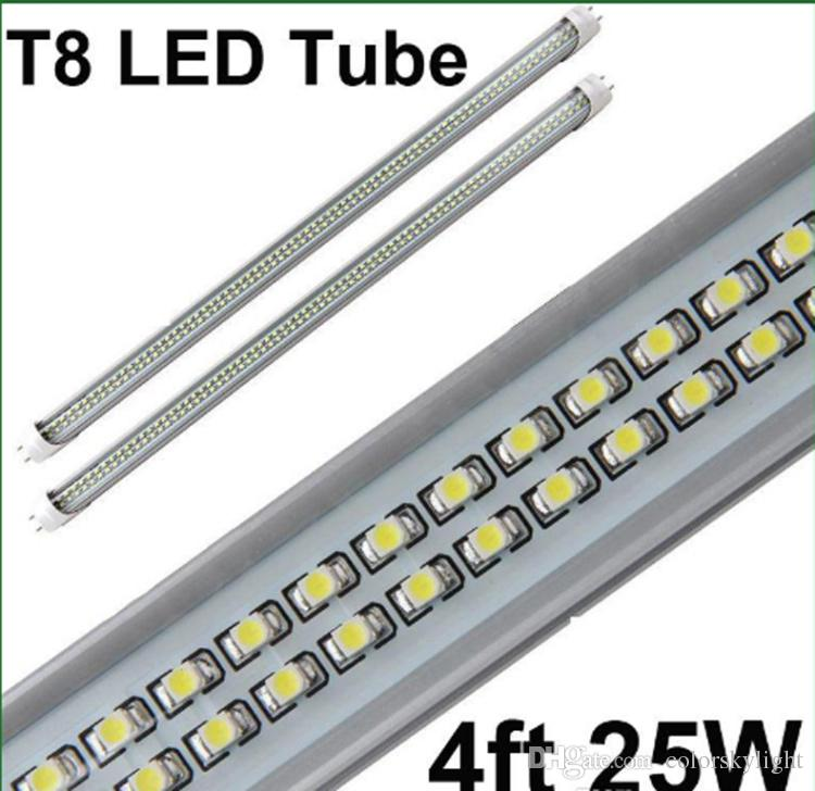 light waterproof tube lights base pin effects with replacement dual shop replace lighting tubes fluorescent to led power ended lamp clear single cover