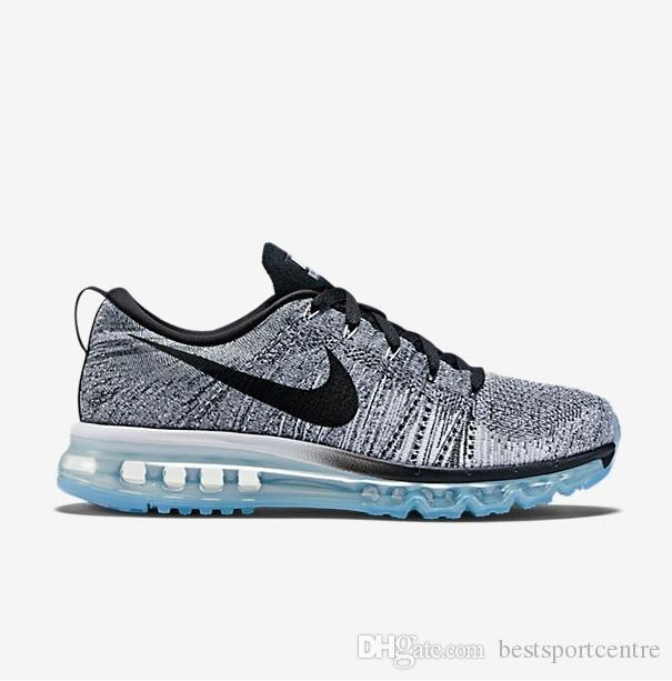 NIKE FLYKNIT AIR MAX Running Shoes, Nike Air Maxes 2016, Nike Shoes, Nike  Running Shoes, Nike Men'S Shoes,Flyknit Shoes Tennis Shoes Athletic Shoes  ...