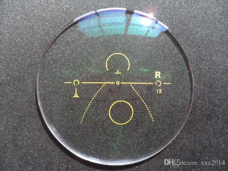 RX-Lens 1.56 HMC + EMI 12MM14MM ممر MUTI-FUCCE ProgressIpive النظارات عدسات للنظارات