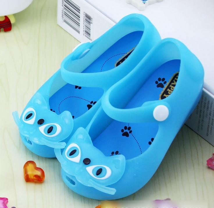 Baby Girls Sandals Kids Flat Jelly