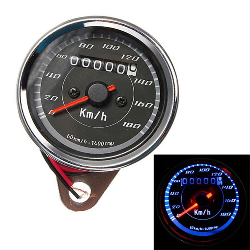 Motorcycle Performance Instrument / modification / odometer retro modification small instruments instrument motorcycle odometer