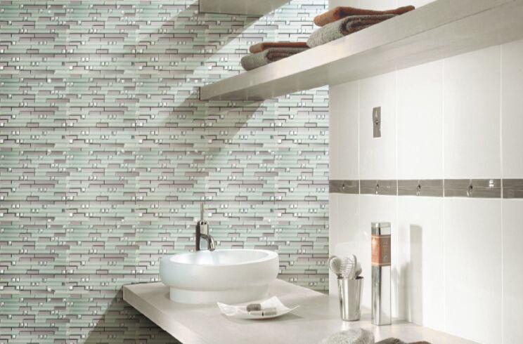 Cristal de metal mosaico de azulejos de parede montado malha padrão de textura da parede de vidro mosaico de azulejos de design exclusivo telhas decorativas telhas do banheiro
