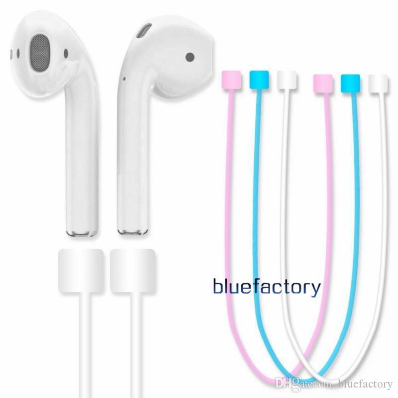 Günstige Bluetooth Kopfhörer Neue Silione Airpods Strap Strap ...