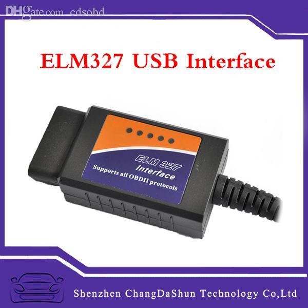 SAAB /& VOLVO OBD2 USB Original Car Code Scanner DIAGNOSTIC TOOL Interface