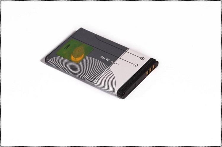 للبيع 890mAh بطارية BL-4C BL 4C بطارية BL4C لنوكيا C2-05 2220 6100 6300 استبدال Batterie Batterij Bateria Epaket 15 country