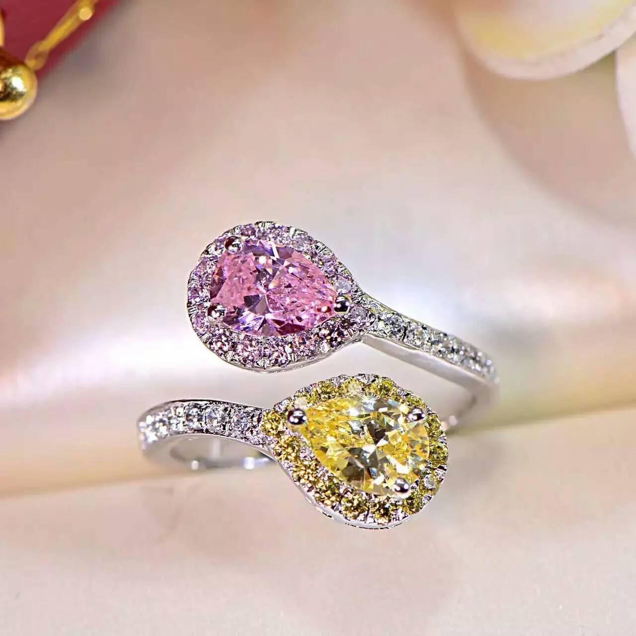 2 CT площади вырезать Фабрика прямая продажа роскошные синтетические бриллиантовые кольца для женщин обручальное кольцо стерлингового серебра ювелирные изделия