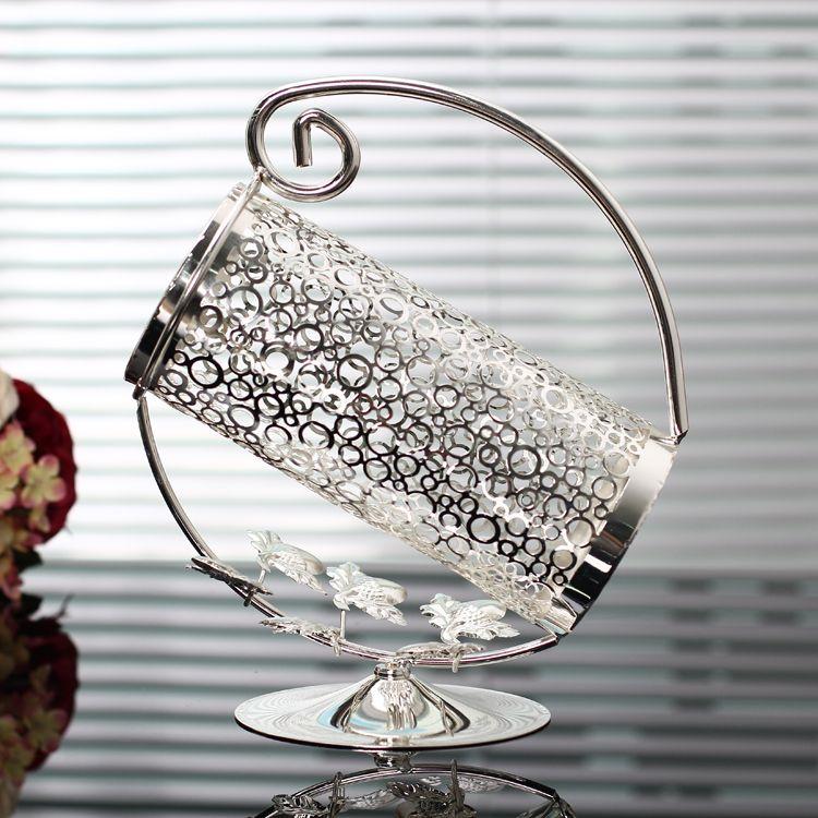 أعلى تصنيف الفضة الرف النبيذ مطلي، رف النبيذ المعادن، مجانا حامل الخمر الشحن للزجاجة النبيذ 750ML