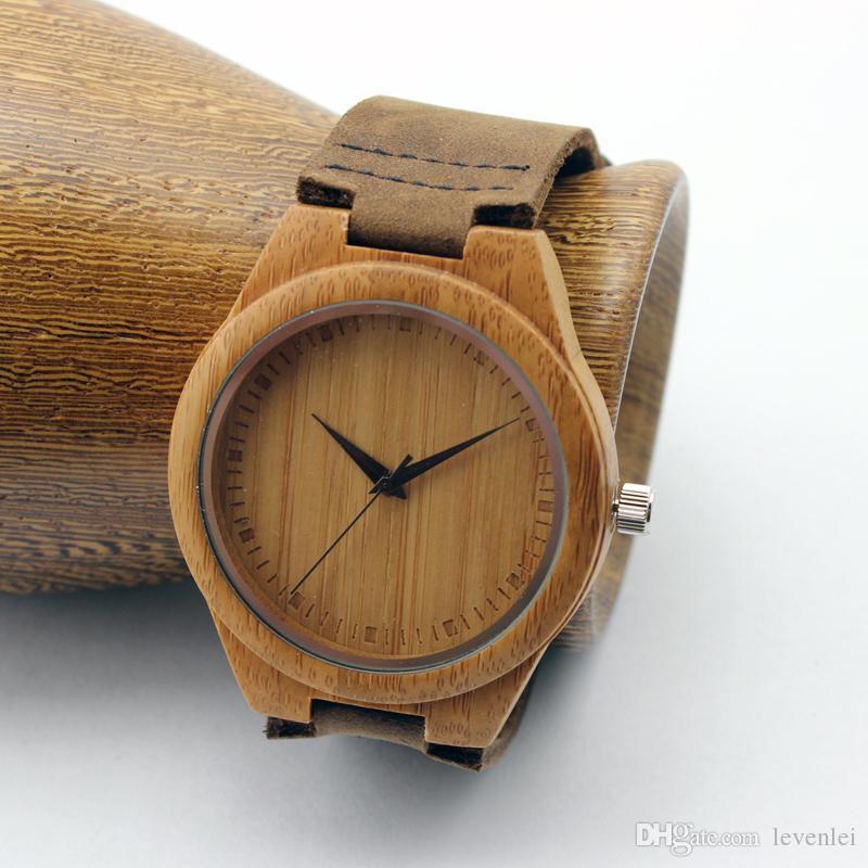 orologio bamboo