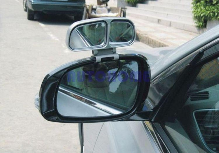 Blind Spot Car Rear View Side Wide Angle View Mirror Vehicle 2 Mirror Inside (8)
