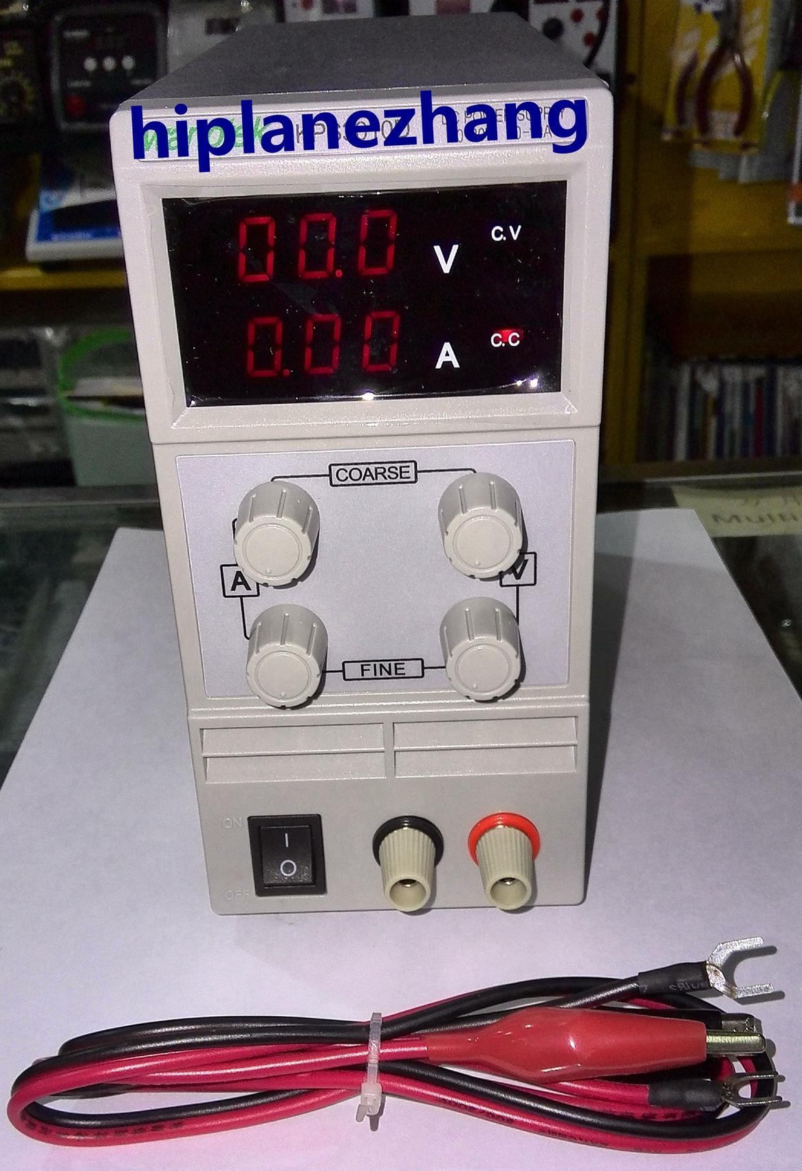 가변 가변 휴대용 미니 DC 스위칭 전원 공급 장치 출력 0-120V 0-3A 지원 AC110-220V KPS1203D