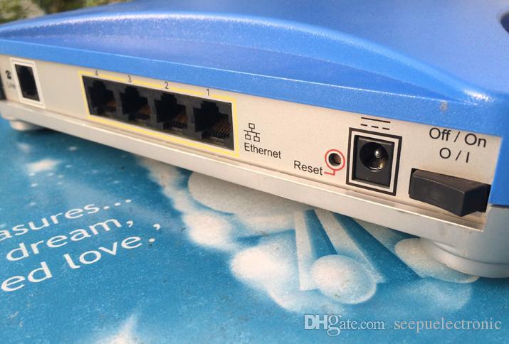 Testado passar Qwest Motorola 3347 DSL sem fio Modem Router 4 portas que funcionam bem
