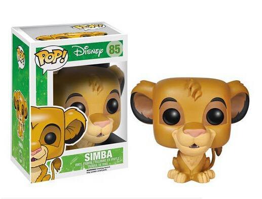 Acquista FUNKO POP Il Re Leone Simba Giocattoli In PVC Figura Di