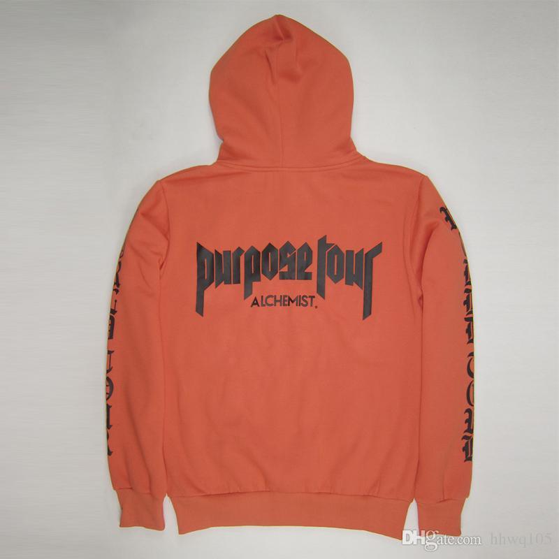 Men/'s Women/'s Staff Purpose Tour Hoodies Sweatshirt Unisex Hooded Black Hoody