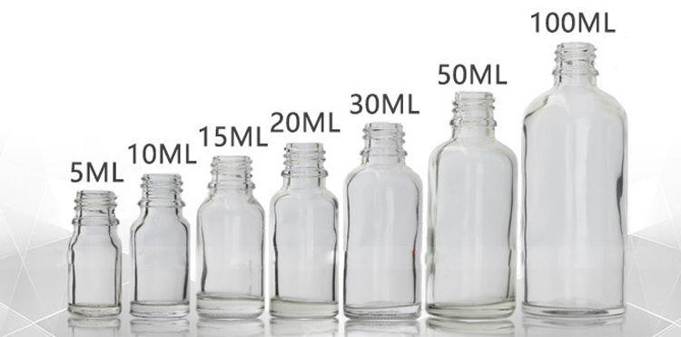 10ml 15ml 20ml 30ML 50ML 100ML löschen nachfüllbar Pumpsprühflaschen Make-up-Flasche Parfüm-Flasche Aromatische Wasser leeren Scent Bottle