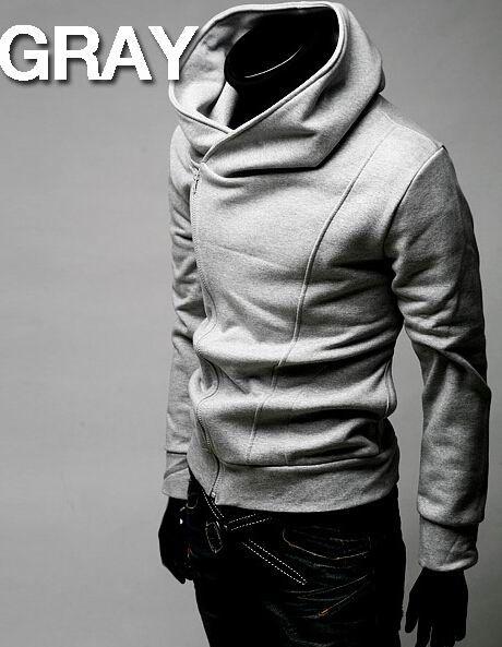شحن مجاني 2015 حار جديد قطري سحاب الرجال هوديس سوياتشيرتس سترات معطف الحجم m ، ل ، xl ، xxl ، xxxl