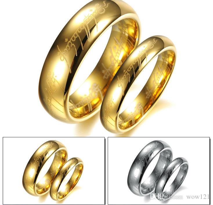 Wholesale sale the Hobbit And The Lord The Rings Black gold