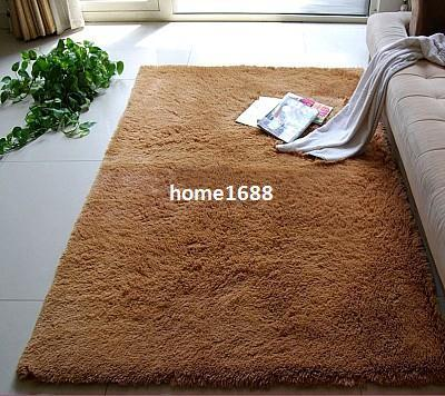 Hot Sale ! 400mm*1200mm Multi-color Shaggy Soft Cozy Recentage Area Rug for Bedroom, Carpet for living room ,,baby mat