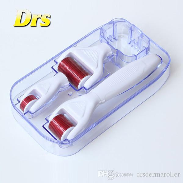 Derma Roller 4 in 1 Micro Needle Skin Treatment Meso Roller For Acne Scar