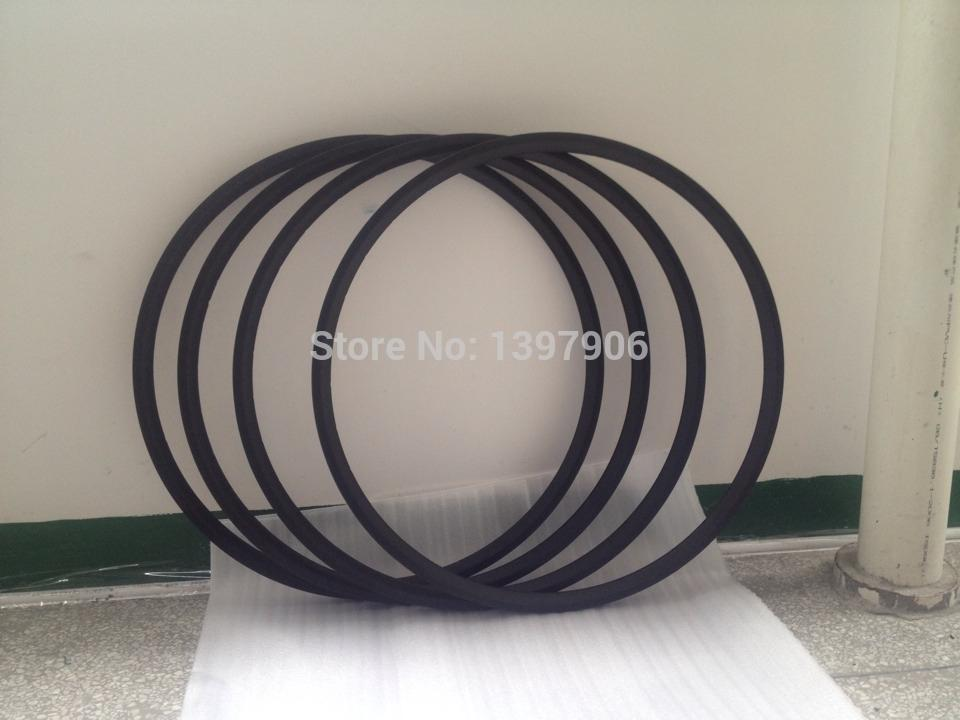 factory china price top quality 700c 24mm carbon Tubular rims 3k matt for road bike 285g 23mm width wheel road bicycle 16-40holes