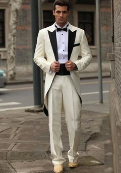 Western Wedding Dress for Groom