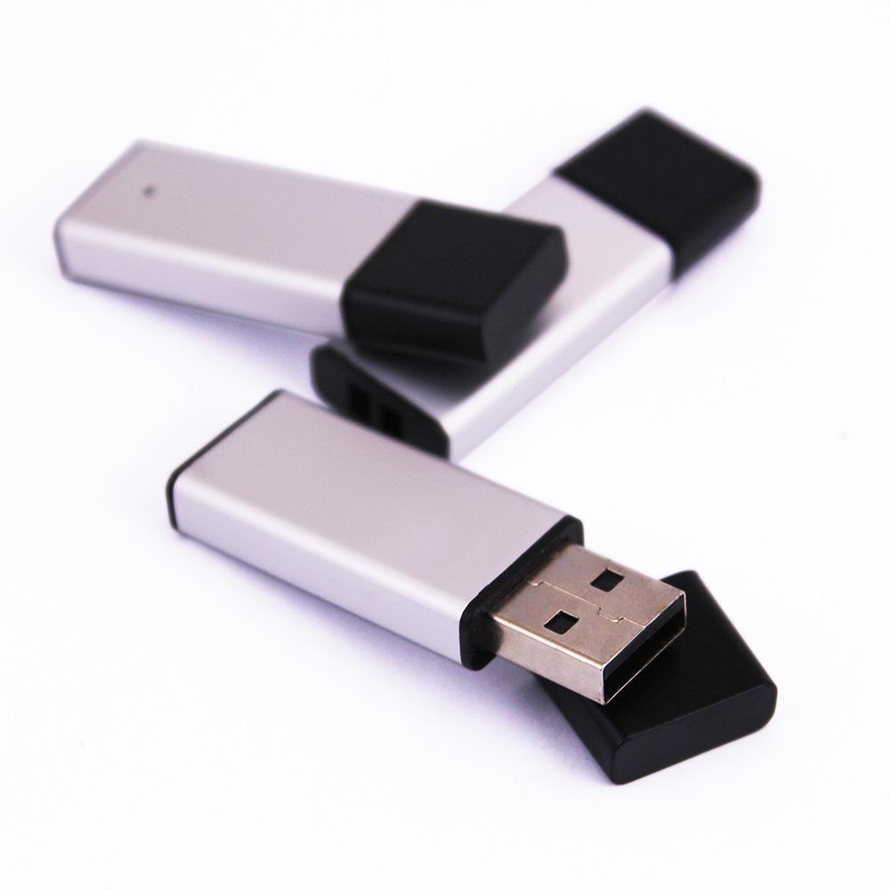 Бесплатный лазерный логотип 100 шт. 128 МБ 256 МБ 512 МБ 1 ГБ 2 ГБ 4 ГБ 8 ГБ 16 ГБ Металл серебро флэш-памяти USB 2.0 подлинная истинный хранения
