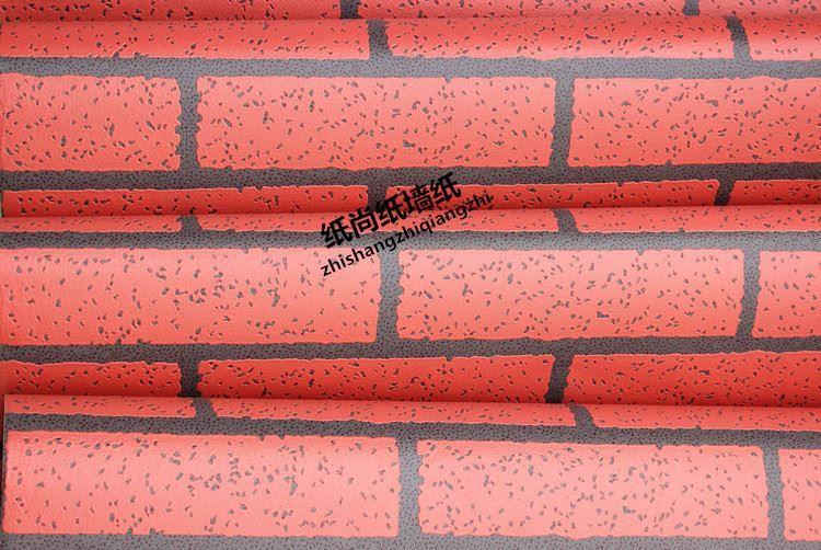 moderno bloques de hormign de papel de pared pvc de plstico de ladrillo de ladrillo fondos