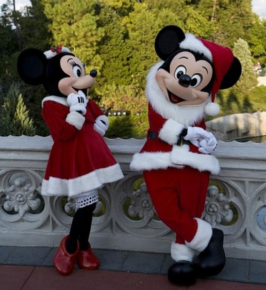 Christmas Minnie Mouse Head.Oisk Ems Ship Christmas Couple Minnie Mouse Mascot Head Costume Halloween Birthday Props Party Carnival Costumes Outfit Xmas Halloween Mascot Snowman
