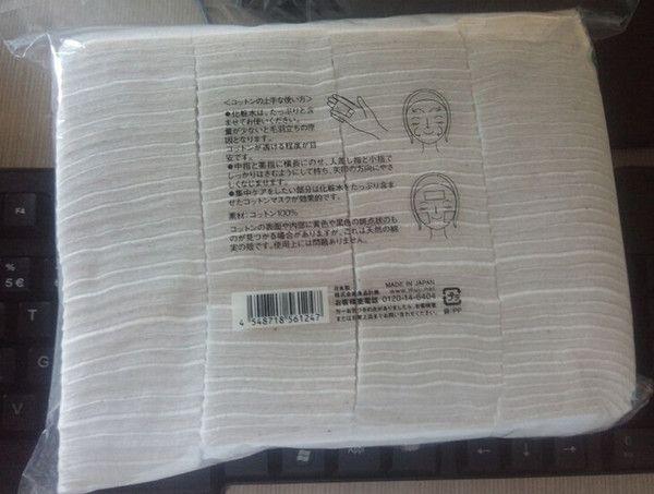 Vape muji japonés mecha orgánica algodón sin blanquear algodón Pad Wick Nature RDA Algodón para rda rba Atomizador ATTY DIY Wicking