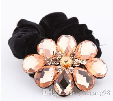 forcina più colorata del fiore di diamante (6 * 4.5cm) (400-cn)
