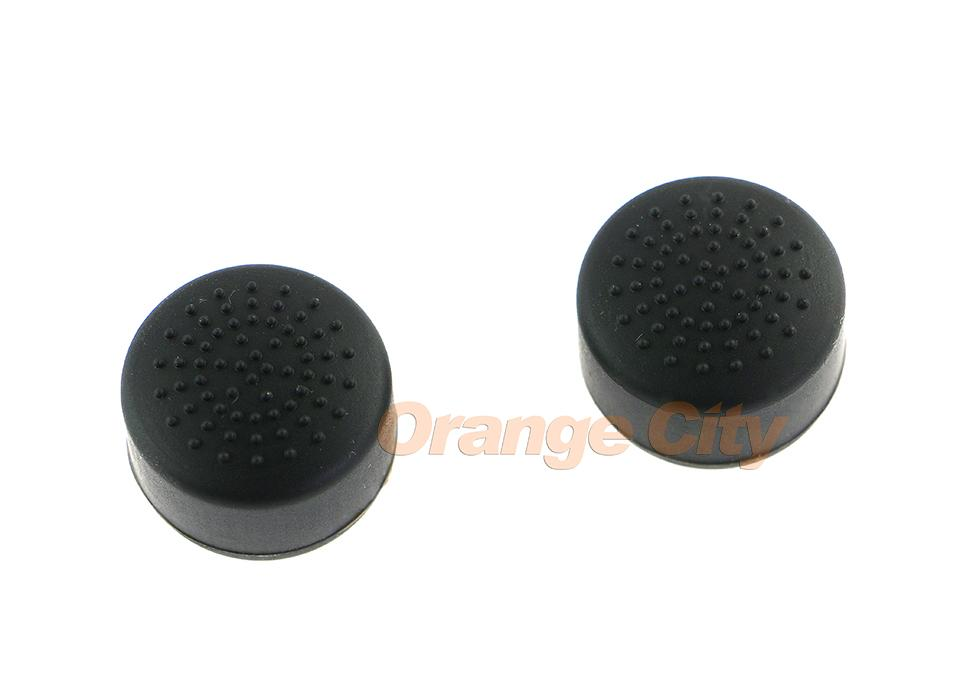 Enhanced Kit Silicone analogico Thumb Stick Grips Cap per Playstation 4 PS4 PS3 PS2 XBOX ONE XBOX360 Controlelr Thumbsticks Aumento dell'altezza