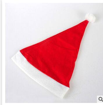 CHRISTMAS FATHER CHRISTMAS ADULT SIZE FANCY DRESS SANTA HAT//SCART XMAS