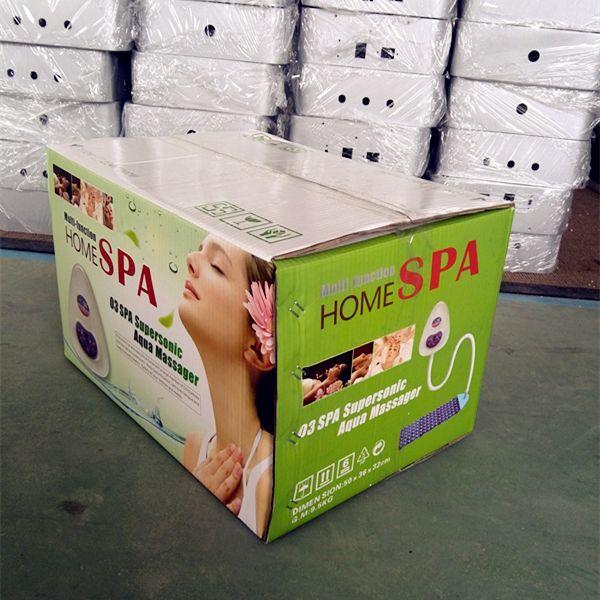 Home use ozone therapy spa bubble bath machine 2018 from ...
