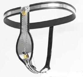 Male T Stainless Steel Premium Chastity Belt the Enforcer Chastity Device sex toy