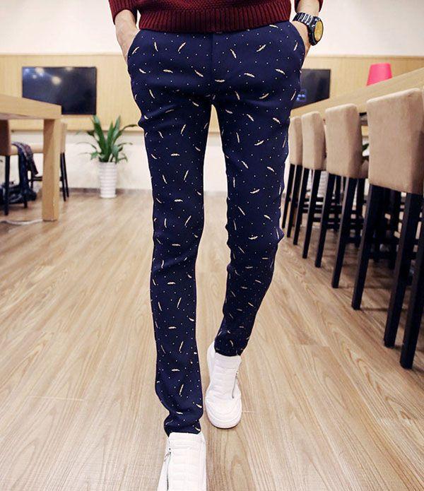 prix compétitif b579d 27f98 Acheter 2014 New Casual Sportswear Cargo Slim Fit Men # 039; S Pantalon De  Survêtement Hommes Imprimé Floral Club Pantalons Homme Vintage Extérieure  ...