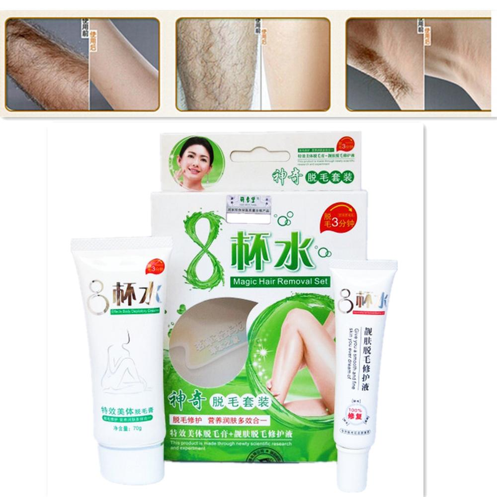 Powerful Painless Epilation Hair Removal Depilatory Creams For Men