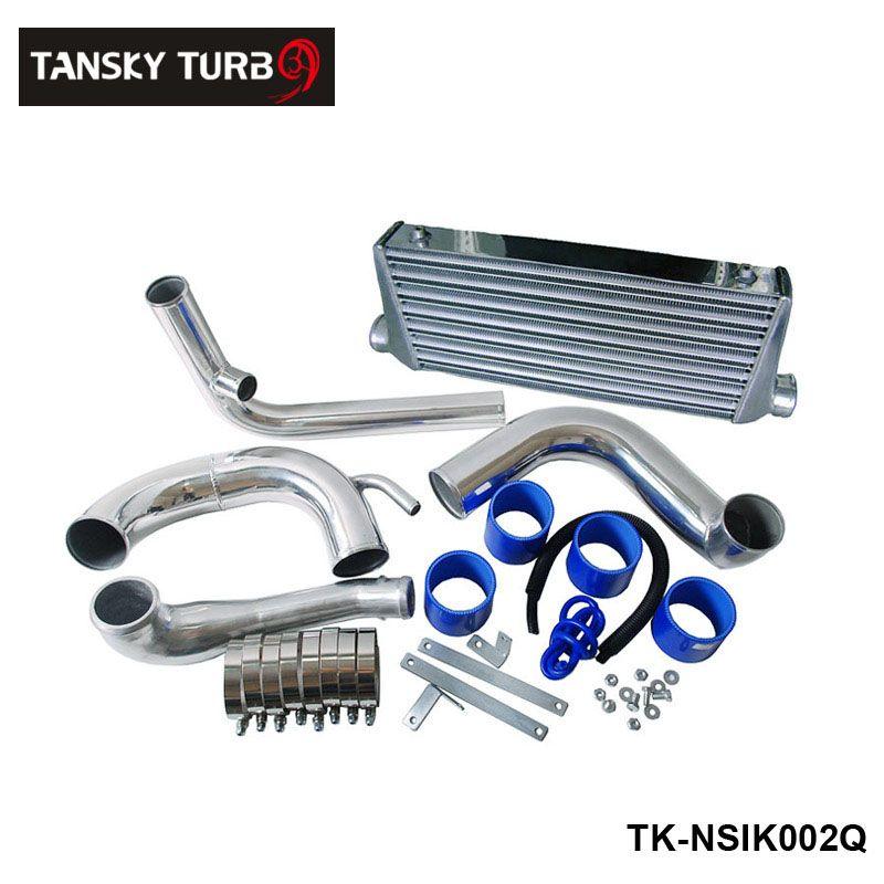 Tansky - Hoge kwaliteit Intercooler Kit voor NISSAN S13 SR20 zonder logo TK-NSIK002Q heeft op voorraad