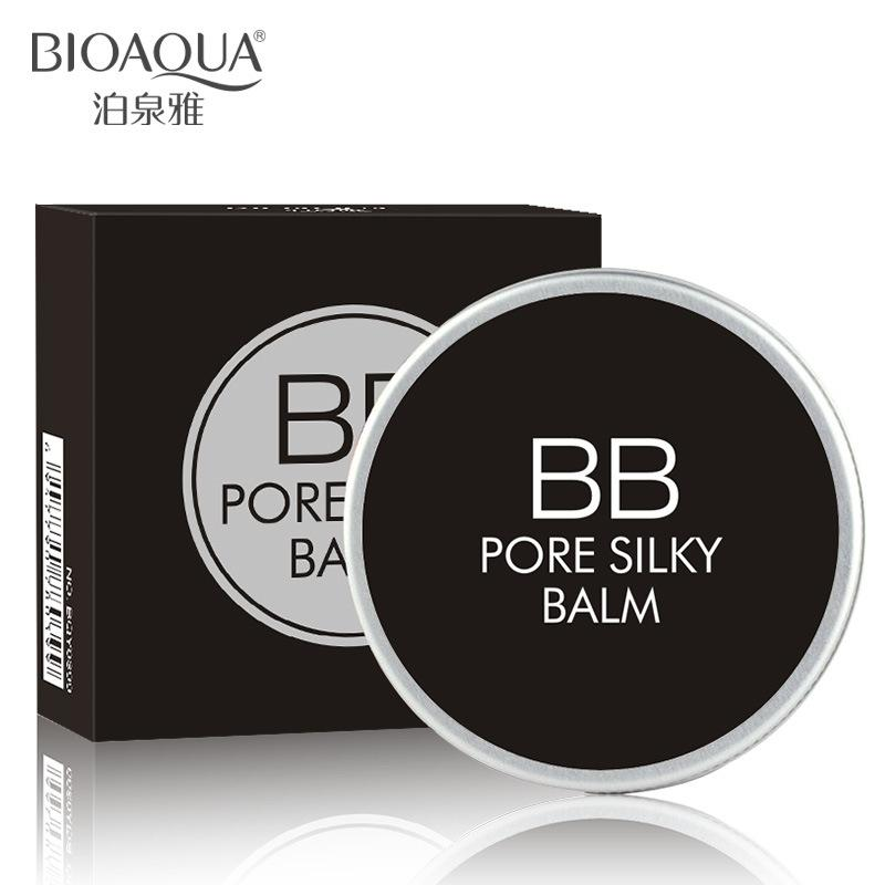 100% Original Bb Cream Oil Control Naked Skin Pore Cover Makeup Base Firming And Moisturiser Cream For Face