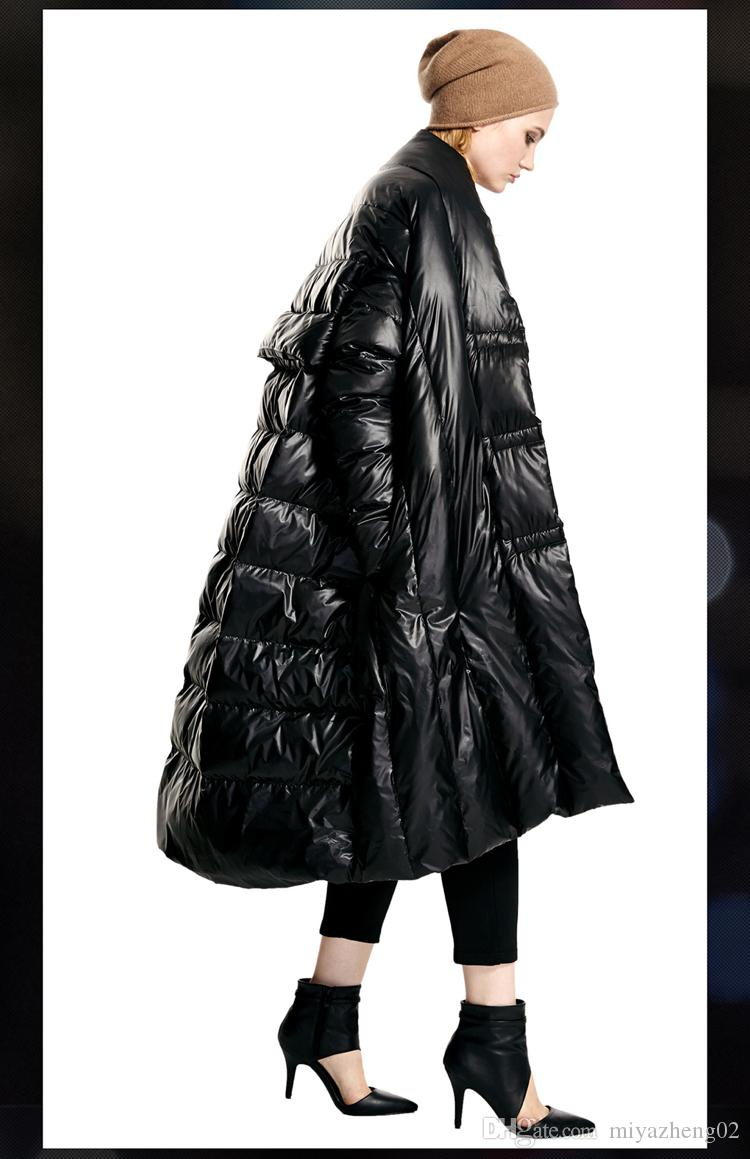 Long Feather Down Coats - JacketIn
