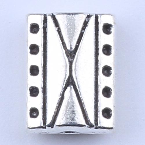 Новая мода серебро / медь ретро отверстия бусины производство DIY ювелирные изделия кулон fit ожерелье или браслеты Шарм 800 шт. / лот 2099y