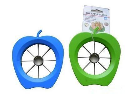 Household tool cut fruit Multi-function stainless steel shredders slicers Cut the apple device,Get a apple seeds TT53