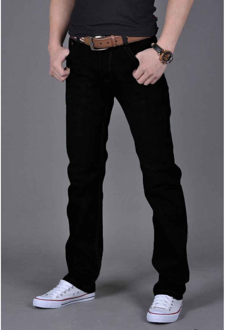 Black Denim Jeans Mens | Jeans To