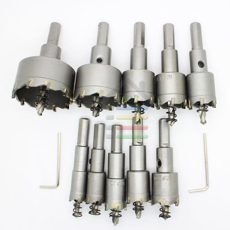 1 Piece 26mm Hole Saw Carbide Tip TCT Drill Bits Stainless Steel Metal Alloy