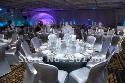 Terrific Metallic Bronzing Shiny Silver Chair Cover Special Design For Wedding Banquet And Hotel Living Room Chair Slipcovers Chair Cover And Sash Hire From Beatyapartments Chair Design Images Beatyapartmentscom
