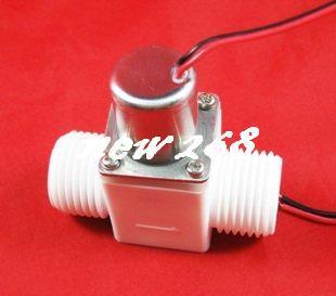 Válvula solenóide de pulso operada piloto G1 / 2 Válvula eletromagnética 5 PÇS / LOTE