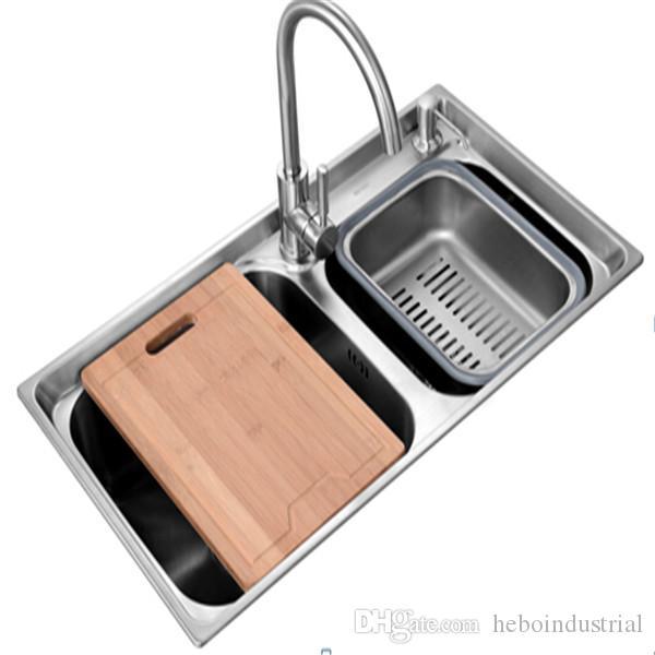 2017 Kitchen Stainless Steel Sink Kitchen Sink Prices In Dubai Kitchen Sink Crusher From Heboindustrial 62 32 Dhgate Com