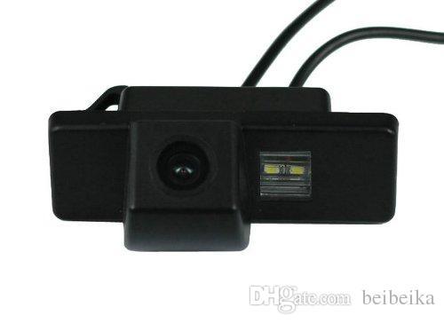 Для ночного видения CCD камеры заднего вида автомобиля Citroen C5 / камеры HD Стоянкы автомобилей подпорки